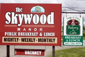 The Skywood Manor
